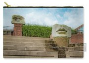 See No Evil Speak No Evil Carry-all Pouch