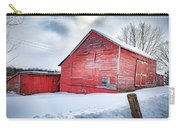 See Red. Carry-all Pouch by Kendall McKernon