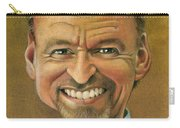 Self Caricature Carry-all Pouch