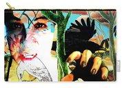 Self Portrait Unafraid Carry-all Pouch