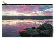 September Dawn At Esopus Meadows I - 2018 Carry-all Pouch