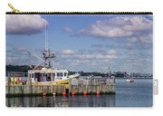 Serene Day Fisherman's Cove  Carry-all Pouch
