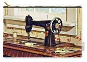 Sewing Machine In Kitchen Carry-all Pouch