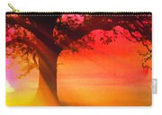 Shade Tree At Dawn Carry-all Pouch