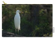Shadow Heron Carry-all Pouch