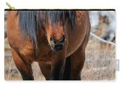 Shaggy Stallion Carry-all Pouch