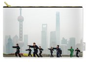 Shanghai Morning Tai Chi Carry-all Pouch