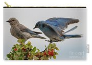 Sharing A Perch Carry-all Pouch