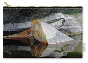 Shawanaga Rock And Reflections I Carry-all Pouch