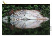 Shawanaga Rock And Reflections Iv Carry-all Pouch