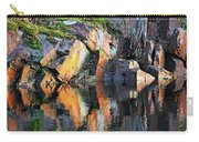 Shawanaga Rock And Reflections X Carry-all Pouch