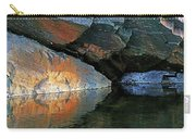 Shawanaga Rock And Reflections Xi Carry-all Pouch