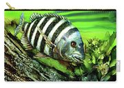 Sheepshead Lunch Carry-all Pouch