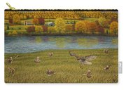 Shenandoah Valley Hawk Carry-all Pouch