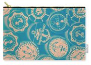 Ship Shape Nautical Designs Carry-all Pouch