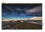 Shoreline With Driftice Carry-all Pouch
