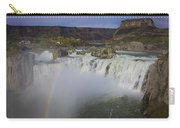 Shoshone Falls Rainbow Carry-all Pouch