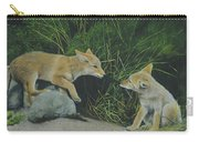 Sibling Rivalry Carry-all Pouch