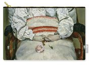 Sick Girl, 1881 Carry-all Pouch
