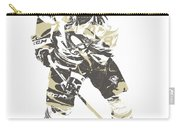 Sidney Crosby Pittsburgh Penguins Pixel Art 23 Carry-all Pouch