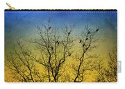 Silhouette Birds Sequel Carry-all Pouch