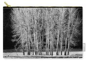 Silver Trees, Yosemite National Park Carry-all Pouch