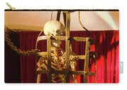 Skeleton  In Torturedevise Carry-all Pouch