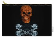 Skull And Crossbones 1 Carry-all Pouch