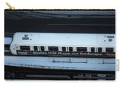 Skytrain Wagon  Carry-all Pouch by Juan Contreras