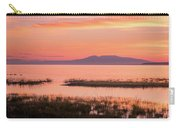 Sleeping Lady Sunset Carry-all Pouch