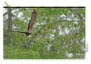 Snail Kite Takeoff Carry-all Pouch