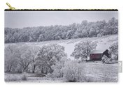 Snow Scene Carry-all Pouch