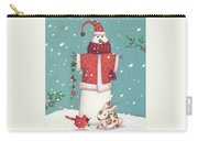 Snowman 3 Carry-all Pouch