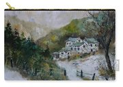 Snowy Natural Landscape Carry-all Pouch