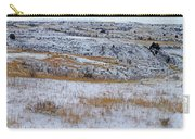 Snowy Slope County Territory Carry-all Pouch