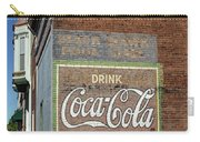 Soft Drink Mural Carry-all Pouch