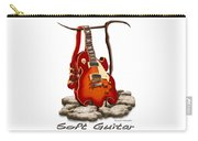 Soft Guitar - 3 Carry-all Pouch