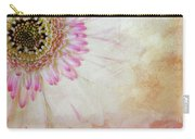 Softly Gerbera Carry-all Pouch