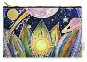 Solstice Moon Carry-all Pouch