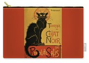 Soon, The Black Cat Tour By Rodolphe Salis - Digital Remastered Edition Carry-all Pouch