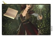 Sorceress And Magic Carry-all Pouch