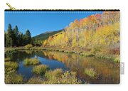 South Elbert Autumn Beauty Carry-all Pouch by Cascade Colors
