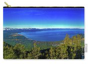 South Lake Tahoe Carry-all Pouch
