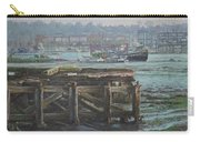 Southampton Northam Summer Evening Across The Itchen Carry-all Pouch