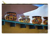 Southwestern Bowls Carry-all Pouch