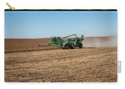 Soybeans Harvest Carry-all Pouch