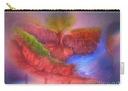 Spec In The Galaxy Carry-all Pouch by Sabine ShintaraRose
