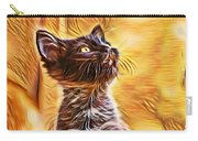 Special Long Neck Kitty Carry-all Pouch by Don Northup