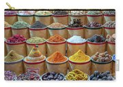 Spices Market In Dubai Carry-all Pouch