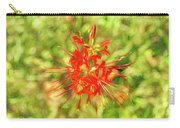 Spider Lily Pop Carry-all Pouch